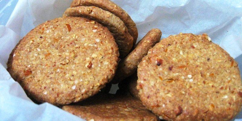 Ricetta biscotti con farina di quinoa